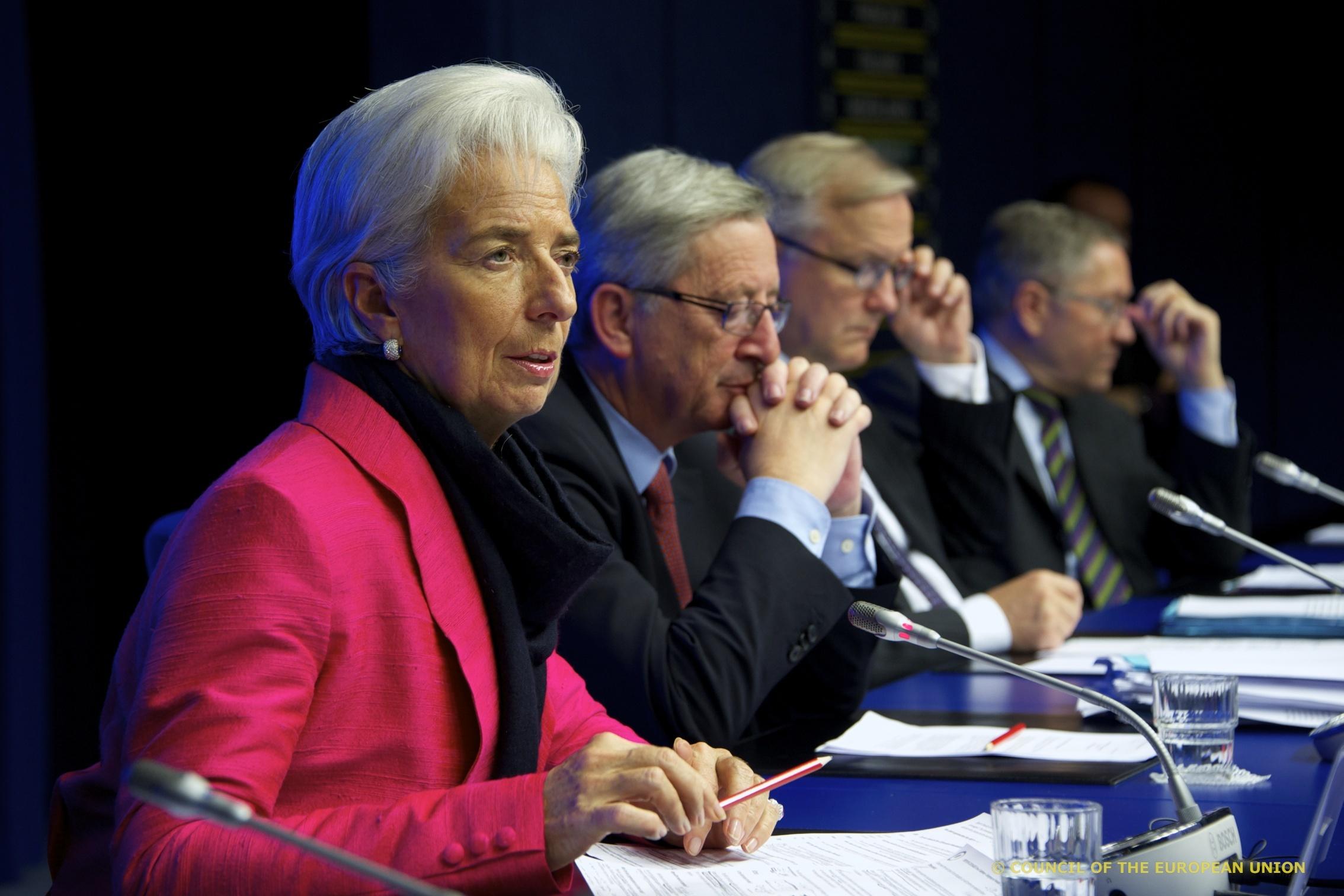 Απειλή ΔΝΤ: Λύση τη Δευτέρα ή κούρεμα