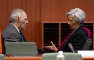 """Στο τέλος κερδίζουν πάντα οι Γερμανοί! """"Πέρασε"""" του Σόιμπλε, παραμένει το ΔΝΤ στο χρηματοδοτικό πρόγραμμα!"""