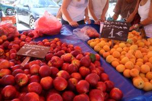 Χανιά: Πρόστιμα σε παραγωγούς λαϊκών αγορών