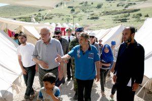 Βίτσας: Προτεραιότητα η εκκένωση Πειραιά και Ειδομένης
