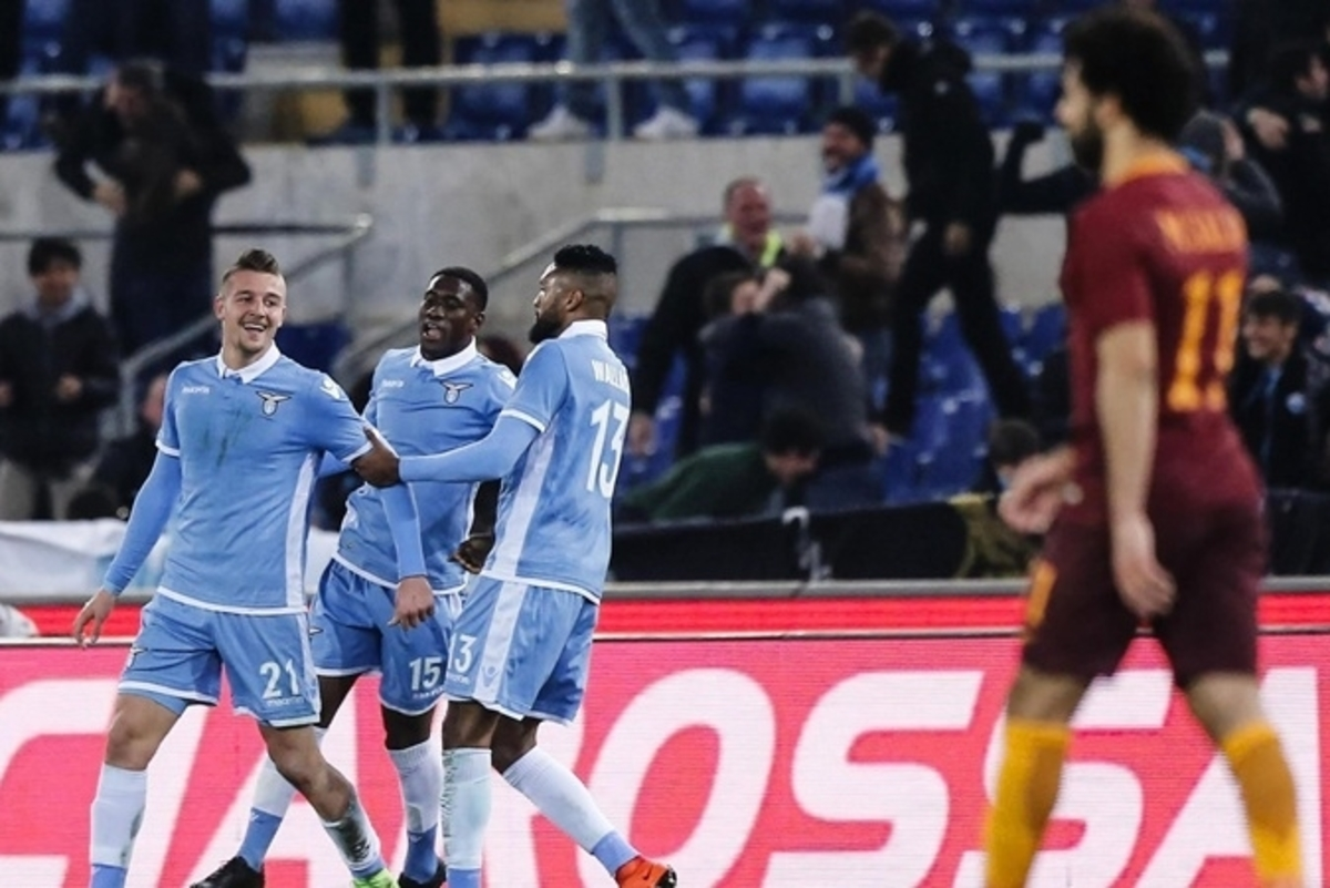 Κύπελλο Ιταλίας: Λάτσιο για τελικό! Ξεκάθαρο προβάδισμα με Ρόμα [vids]