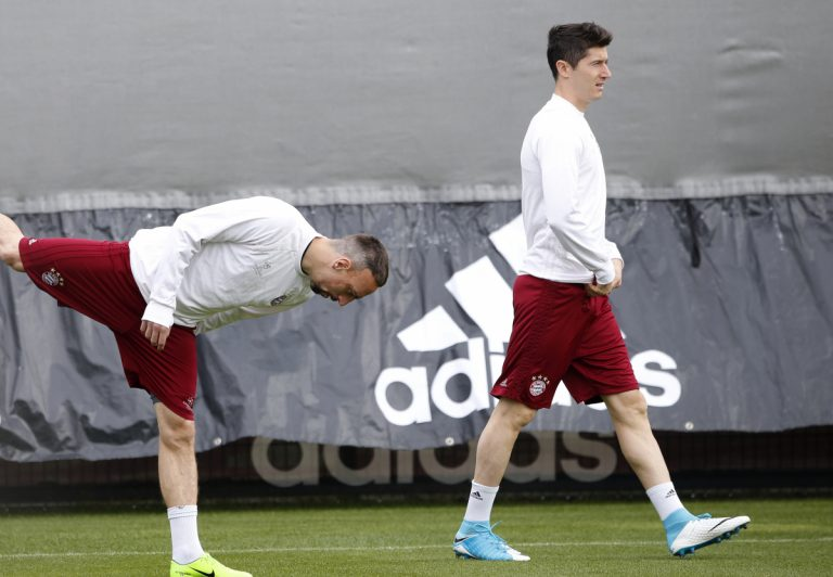 "Champions League, Μπάγερν – Ρεάλ: ""Συναγερμός"" με Λεβαντόφσκι"