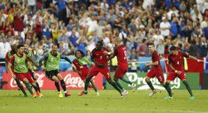Πορτογαλία – Γαλλία 1-0 ΤΕΛΙΚΟ: Πρωταθλήτρια Ευρώπης η ομάδα του Σάντος, με γκολάρα στην παράταση