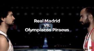 Ρεάλ Μαδρίτης – Ολυμπιακός: Γιουλ εναντίον Σπανούλη! [vid]
