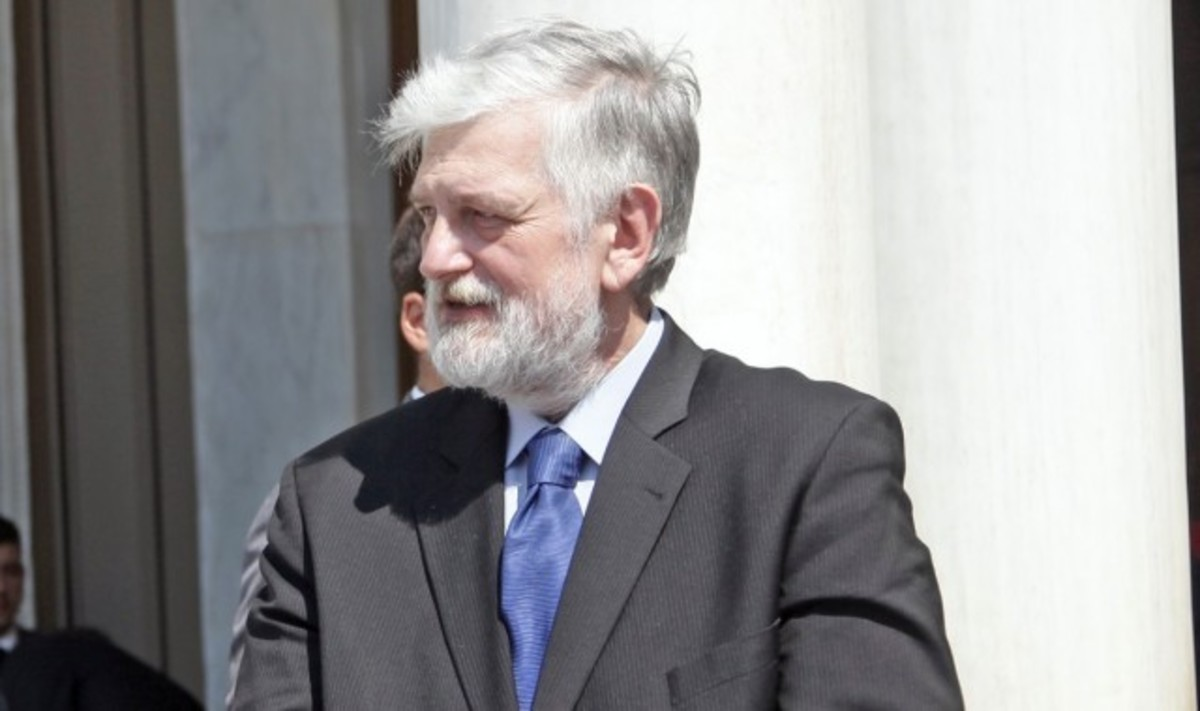 Υποψήφιος με τη ΝΔ ο Γιάννης Λοβέρδος