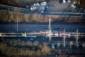 """""""Μοιραίο"""" το σημείο που έγινε η αιματηρή σύγκρουση τρένων στο Λουξεμβούργο [pics]"""