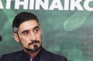 """Παναθηναϊκός, Λυμπερόπουλος: """"Είμαστε μια χαρούμενη ομάδα"""""""