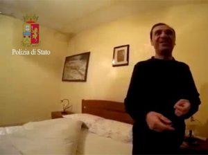 Συνελήφθη ο διαβόητος μαφιόζος Μαρτσέλο Πέσε [vids]