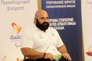 """Ανεργος ο χρυσός Παραολυμπιονίκης Παύλος Μάμαλος! """"Δεν είναι αμαρτία;"""" [vid]"""