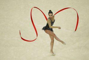 """Ολυμπιακοί Αγώνες 2016: Μαμούν η """"βασίλισσα"""" της ρυθμικής"""