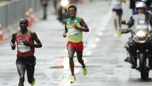 """Ρίο 2016: Η Κένυα έκανε το """"νταμπλ"""" στον Μαραθώνιο"""