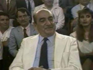 Ο Κωνσταντίνος Μητσοτάκης στο ΣΕΦ στο έπος του Ευρωμπάσκετ το 1987 [vid]