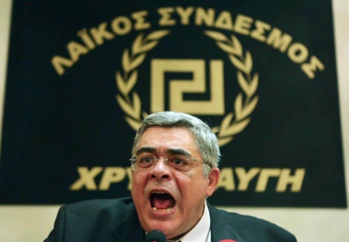 Χίος: Προκλητικός Μιχαλολιάκος – Καμαρώνει για τις επιθέσεις σε πρόσφυγες [vid]