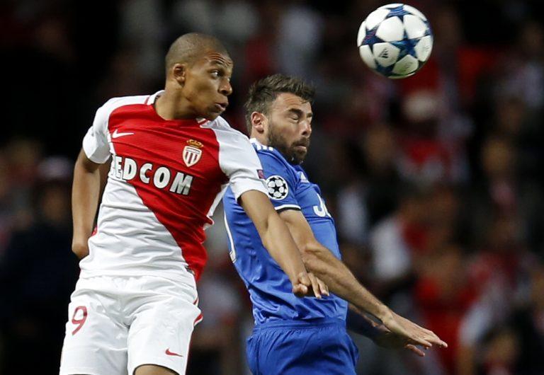 Champions League ΤΕΛΙΚΟ: Μονακό – Γιουβέντους 0-2