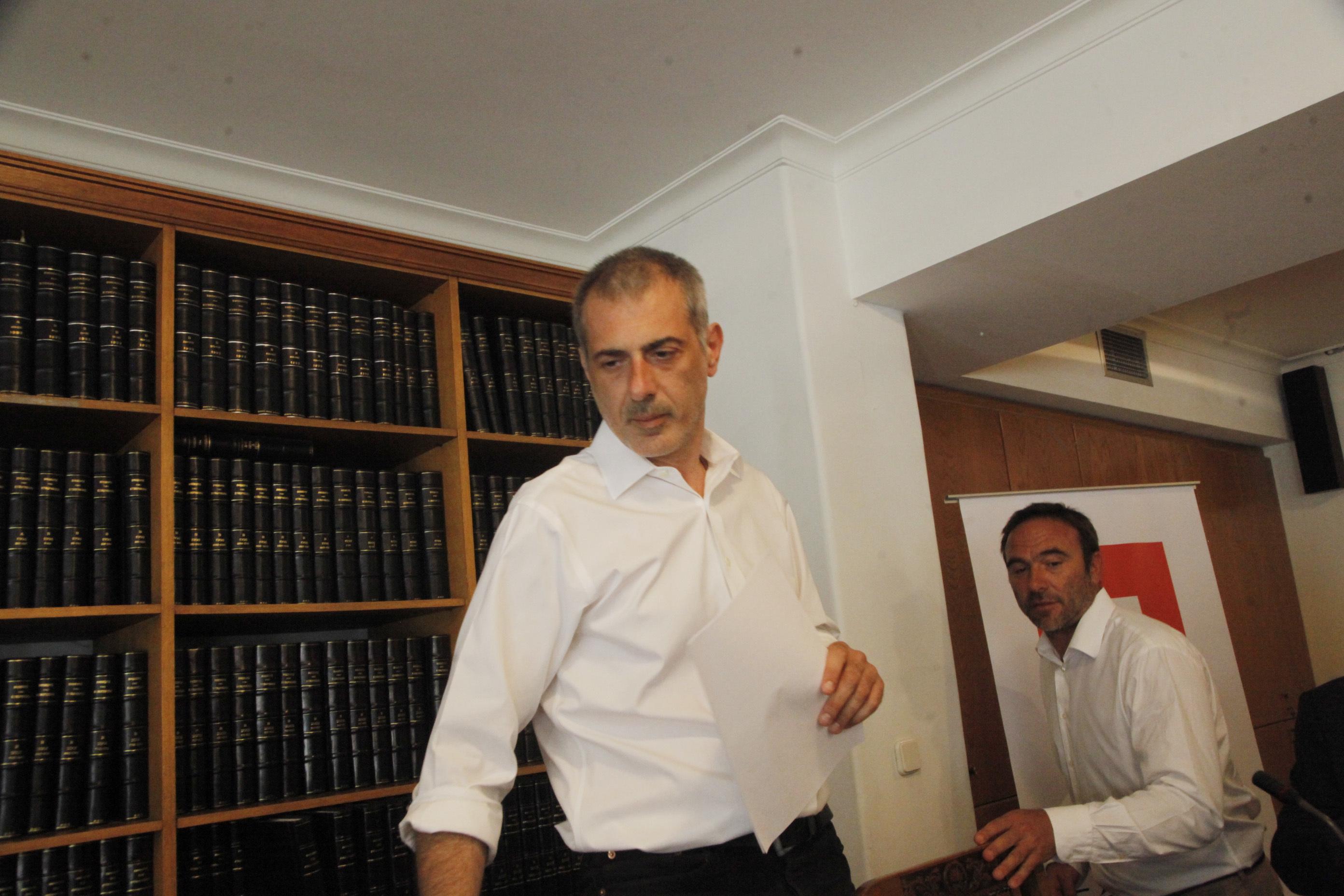 Γιάννης Μώραλης: Η ανταπόκριση στο πρόσωπό μου είναι θετική ακόμα και από όσους ψήφισαν Μιχαλολιάκο