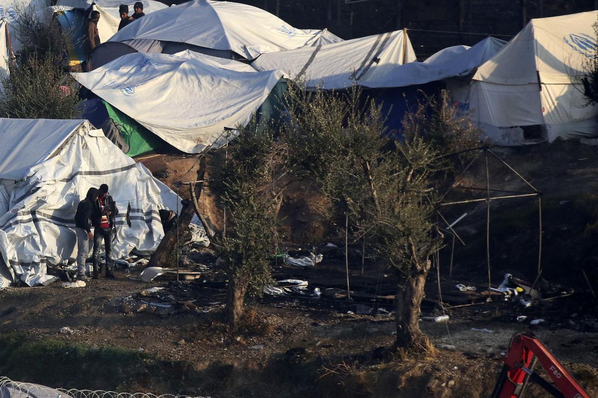 Μόρια: Πρόσφυγες πέθαναν στην ίδια σκηνή με λίγες μέρες διαφορά!