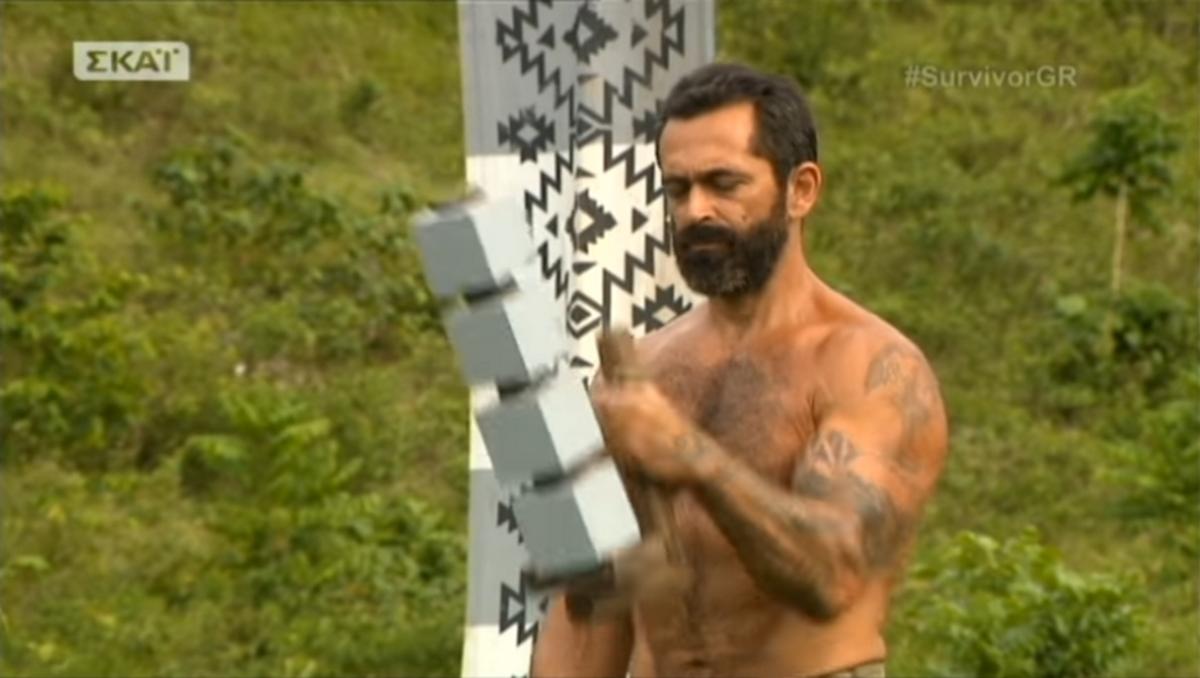 Survivor: Χάρισε ο Μπο την ασυλία; Είναι πολλά τα λεφτά Σάκη! [vid]
