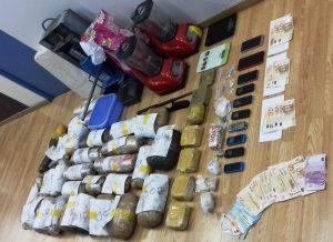 Γέμιζαν με ναρκωτικά από την Αλβανία την Ελλάδα – Εξαρθρώθηκε εγκληματική οργάνωση