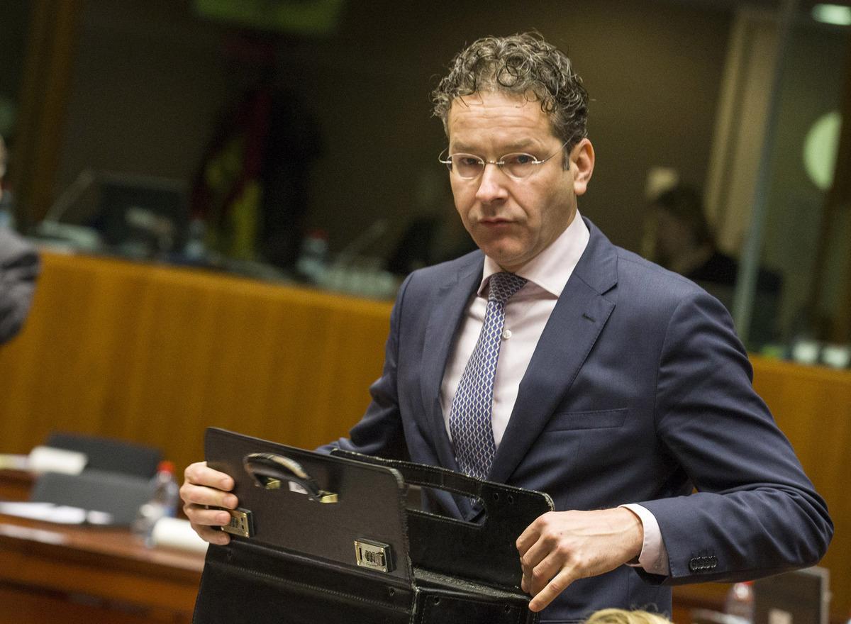 Ντάισελμπλουμ: Μπαίνουμε σε συζητήσεις για την ελάφρυνση του ελληνικού χρέους