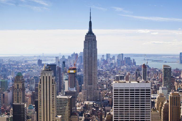 Νέα Υόρκη: Φάρσα το τηλεφώνημα για βόμβα στο Empire State Building (vid)