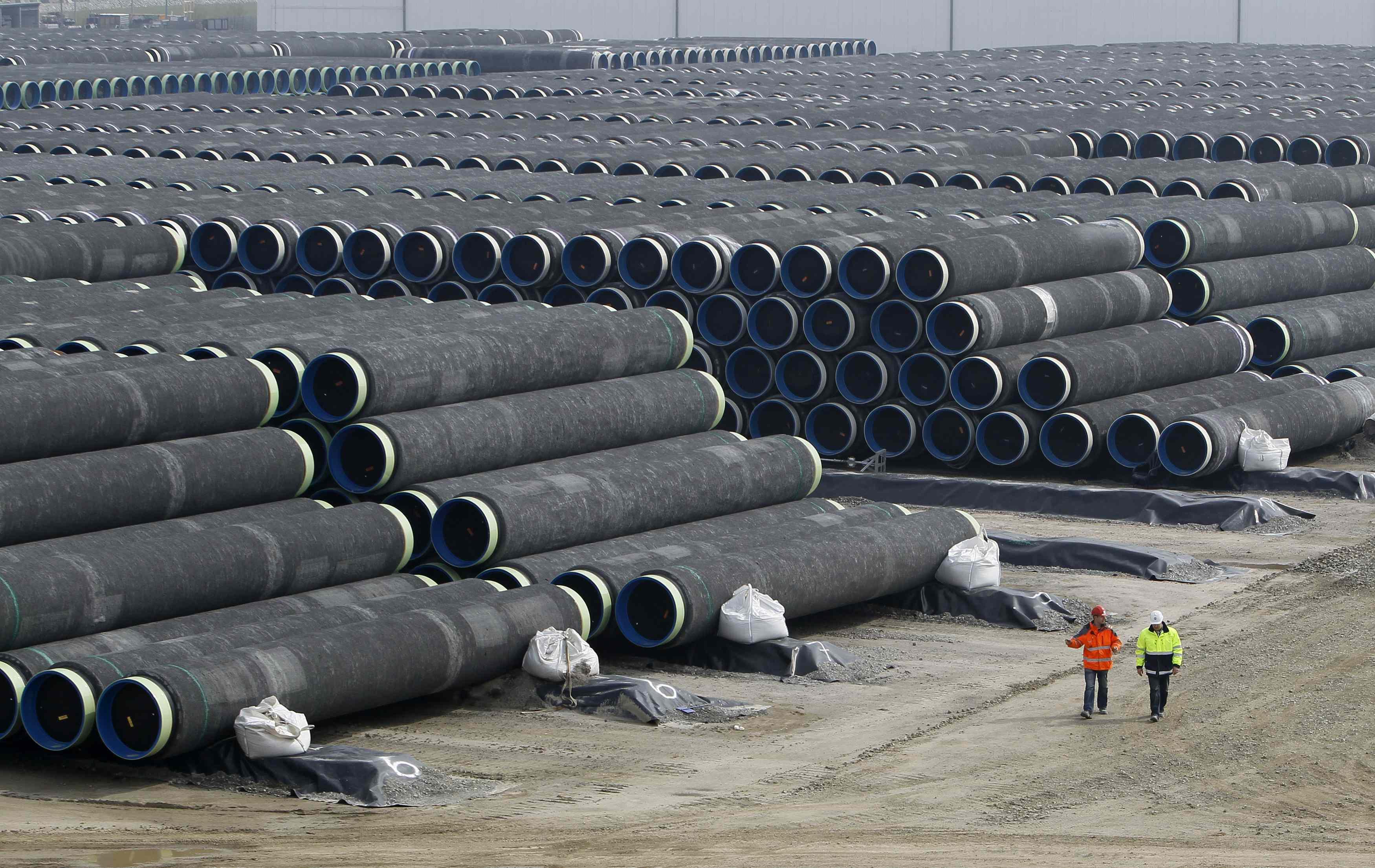 """Ρωσία σε Σλοβακία: """"Μπείτε"""" κι εσείς στην κατασκευή του Nord Stream-2 και του Turkish Stream"""
