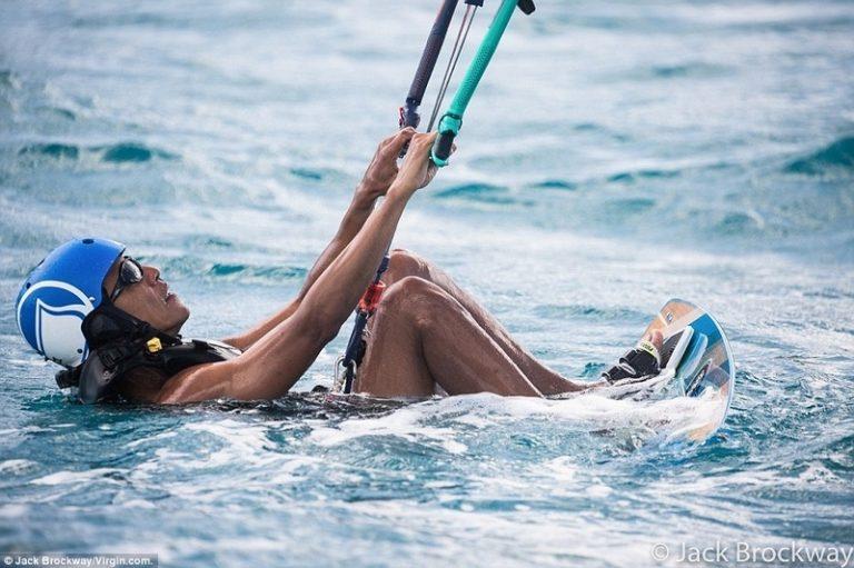 Αραχτός και λάιτ στην Καραϊβική! Οι ξένοιαστες μέρες του Ομπάμα [pics, vids]