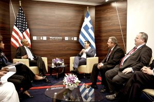 Ομπάμα: Παιδικό όνειρο η επίσκεψη στην Αθήνα