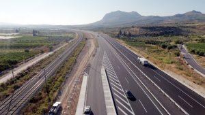 Αθήνα – Πάτρα: Στην κυκλοφορία οι σήραγγες, έτοιμος κατά 95% ο δρόμος