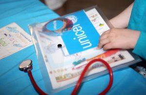 Ολυμπιακός και UNICEF εμβολίασαν ανασφάλιστα παιδιά [pics]