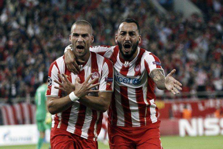 ΤΕΛΙΚΟ: Ολυμπιακός – Γιουβέντους 1-0
