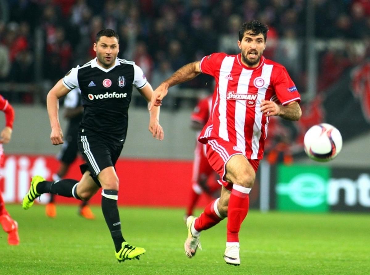 """Μπεσίκτας – Ολυμπιακός: Ο δρόμος για τους """"8"""" περνά από την Κωνσταντινούπολη"""
