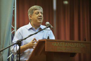Επανεξελέγη ο Παναγόπουλος στην προεδρία του ΣΕΓΑΣ
