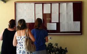 Μηχανογραφικό 2016: Προθεσμία για ολική ή μερική ανάκληση προτιμήσεων