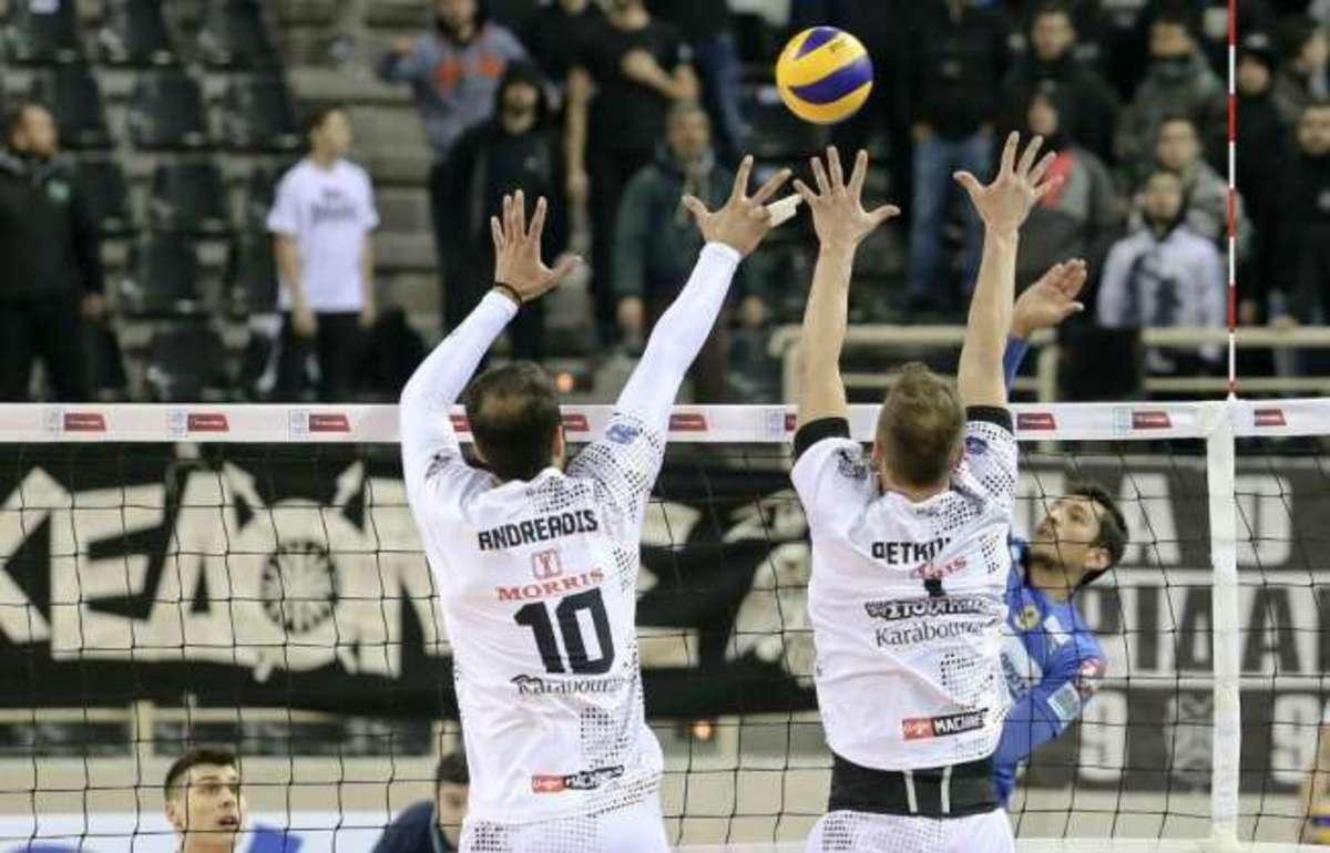 ΦΩΤΟ volleyleague.gr