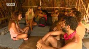 Survivor: Η Παπαδοπούλου τους έκανε να κλαίνε στην αποχώρησή της [vids]