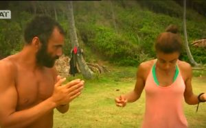Survivor: Παπαδοπούλου εναντίον όλων! Χαμός στο νησί των διασήμων! [vid]