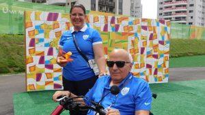 Παραολυμπιακοί Αγώνες: Η τελετή υποδοχής στην Ελλάδα