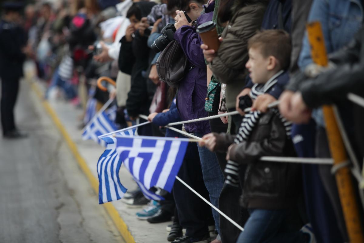 Παρέλαση 25 Μαρτίου στην Αθήνα και πρόγραμμα εκδηλώσεων