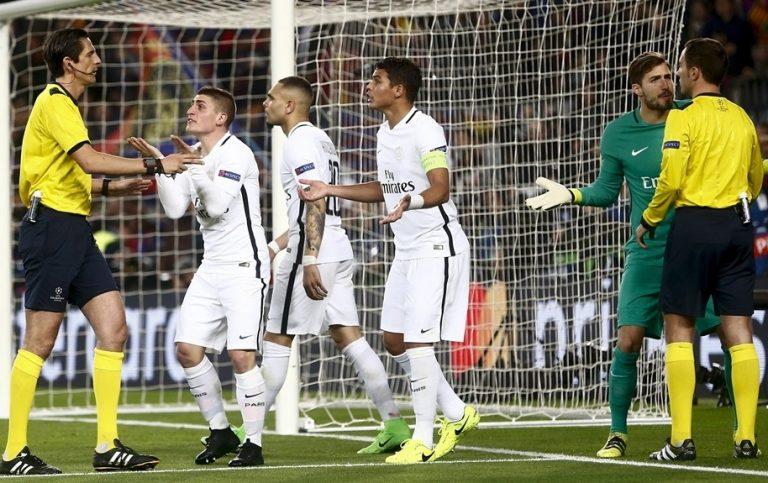 Μπαρτσελόνα – Παρί: Στην UEFA με τα 8 λάθη του… έπους!