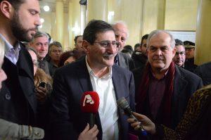 Πελετίδης: Θα συνεχίσουμε τον αγώνα μας ενάντια στη Χρυσή Αυγή