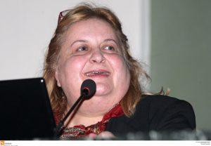 """Γκρίνια Περιστέρη για την Αμφίπολη – Την """"άδειασε"""" συνεργάτης της"""