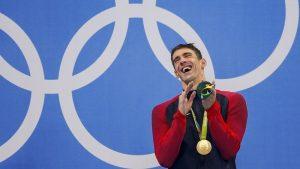 Μάικλ Φελπς: Ένα ακόμα επίτευγμα για τον θρύλο των Ολυμπιακών Αγώνων