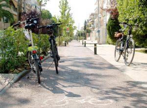 Ποδηλατόδρομο 27 χιλιομέτρων θα αποκτήσει η Αθήνα