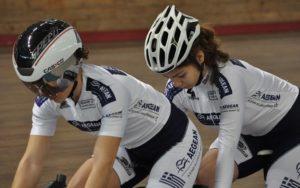 Χάλκινο για τις Καλατζή – Μηλάκη στο Παγκόσμιο Κύπελλο ποδηλασίας