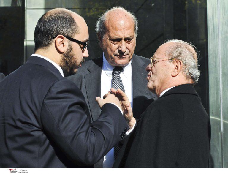 Αρνητικοί προς τους παλαίμαχους Πολέμης και Γιαννακόπουλος