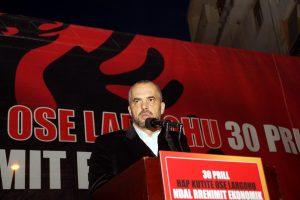 Αλβανια: Ράμα παραιτήσου – Αποχή από την αντιπολίτευση