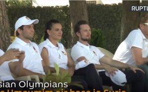 Ολυμπιακοί Αγώνες: Μετάλλια στο… μέτωπο για τους Ρώσους! [vid]