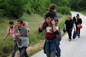 Ειδομένη: Έφυγαν με 3 λεωφορεία 100 πρόσφυγες και μετανάστες – Συνεχίζονται οι εμβολιασμοί παιδιών!
