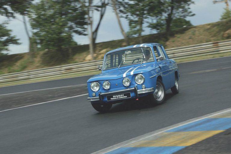 Η Renault θυμάται το θρυλικό Renault 8 Gordini (VIDEO)