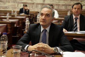 Novartis: Κατέθεσε στην Εισαγγελέα Διαφθοράς ο Μάριος Σαλμάς